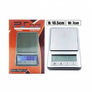 German Touch Screen Scales